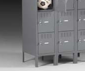 Tennsco Box Steel Lockers